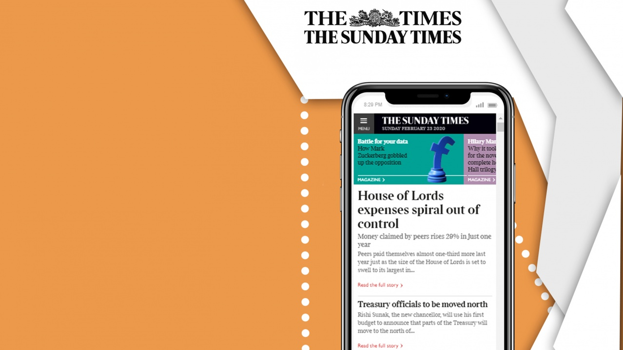 The UK times